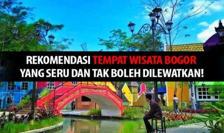 Wisata Bogor