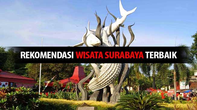 Rekomendasi Wisata Surabaya Terbaik
