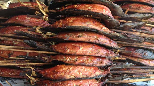 Ikan Cakalang Fufu